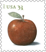 Apples Stamp, 2013