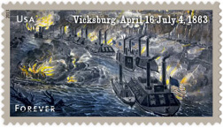 Civil War: 1863, Stamp