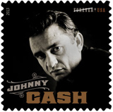 Johnny Cash Stamp, 2013
