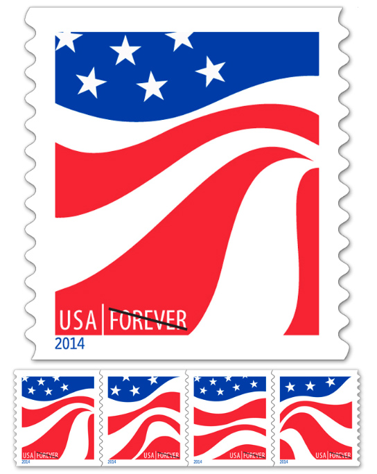 Usps New Issues 2014 Stamp News Now - United-states-forever-stamps