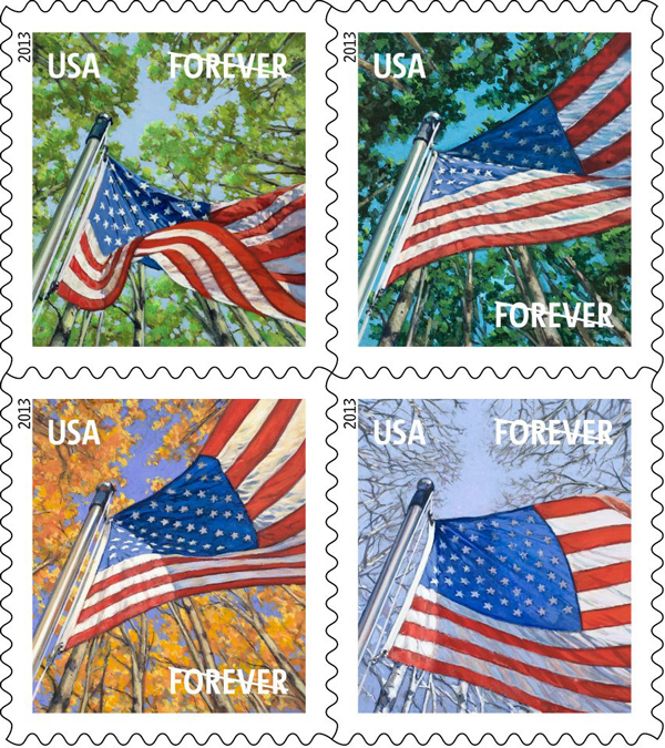 USPS New Issues 2014 (Stamp News Now)