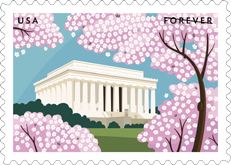 USPS Gifts of Friendship Forever Stamps US and Japan, 2015
