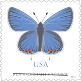 Butterfly Stamp, USPS 2016, United States Postal Service