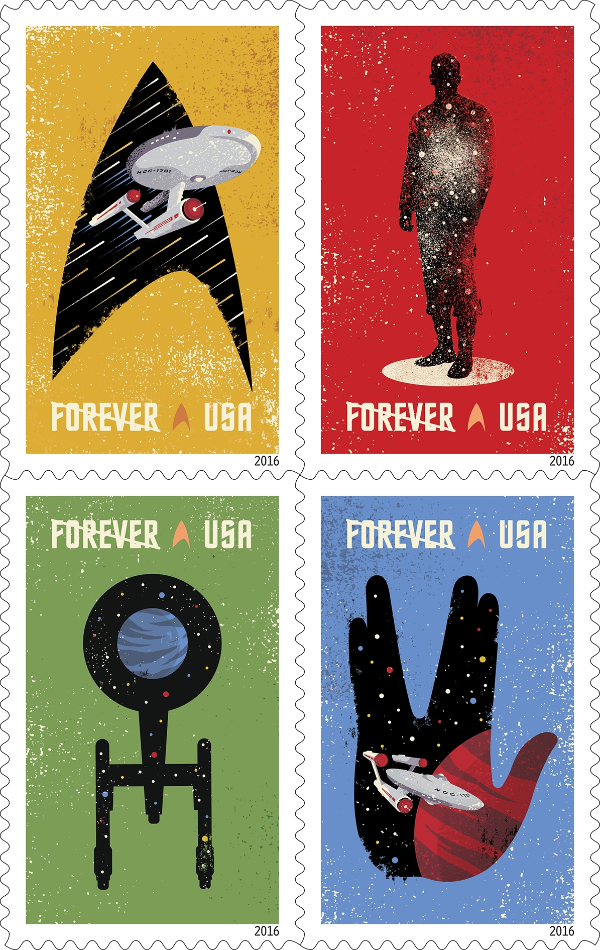 Usps New Stamp Issues 2016 Forever Stamps Stamp News Now - United-states-forever-stamps