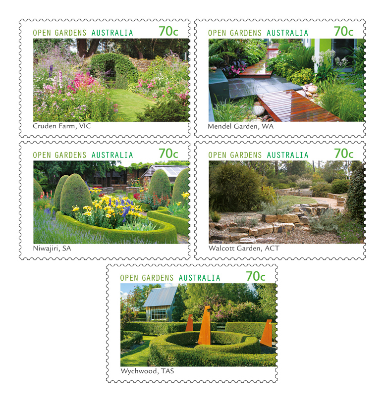 Australia Post New Issues 2014 (Stamp News Now)