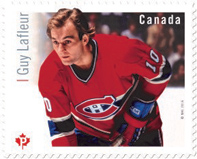 NHL Hockey - Guy Lafleur played for the Montreal Canadiens, New York Rangers, and Quebec Nordiques