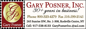 Gary Posner, Inc. - Stamp Auction