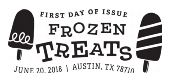 Frozen Treats black and white cancel, June 20, 2018