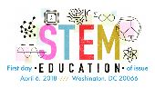 STEM Education Stamp - First Day of Issue FDOI