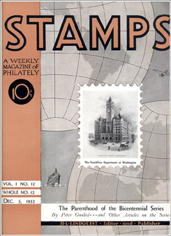 Stamp Magazine, founded in 1932