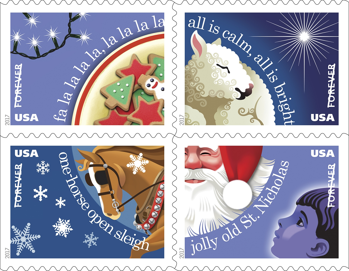 USPS New Stamp Issues 2017 on StampNewsNow.com