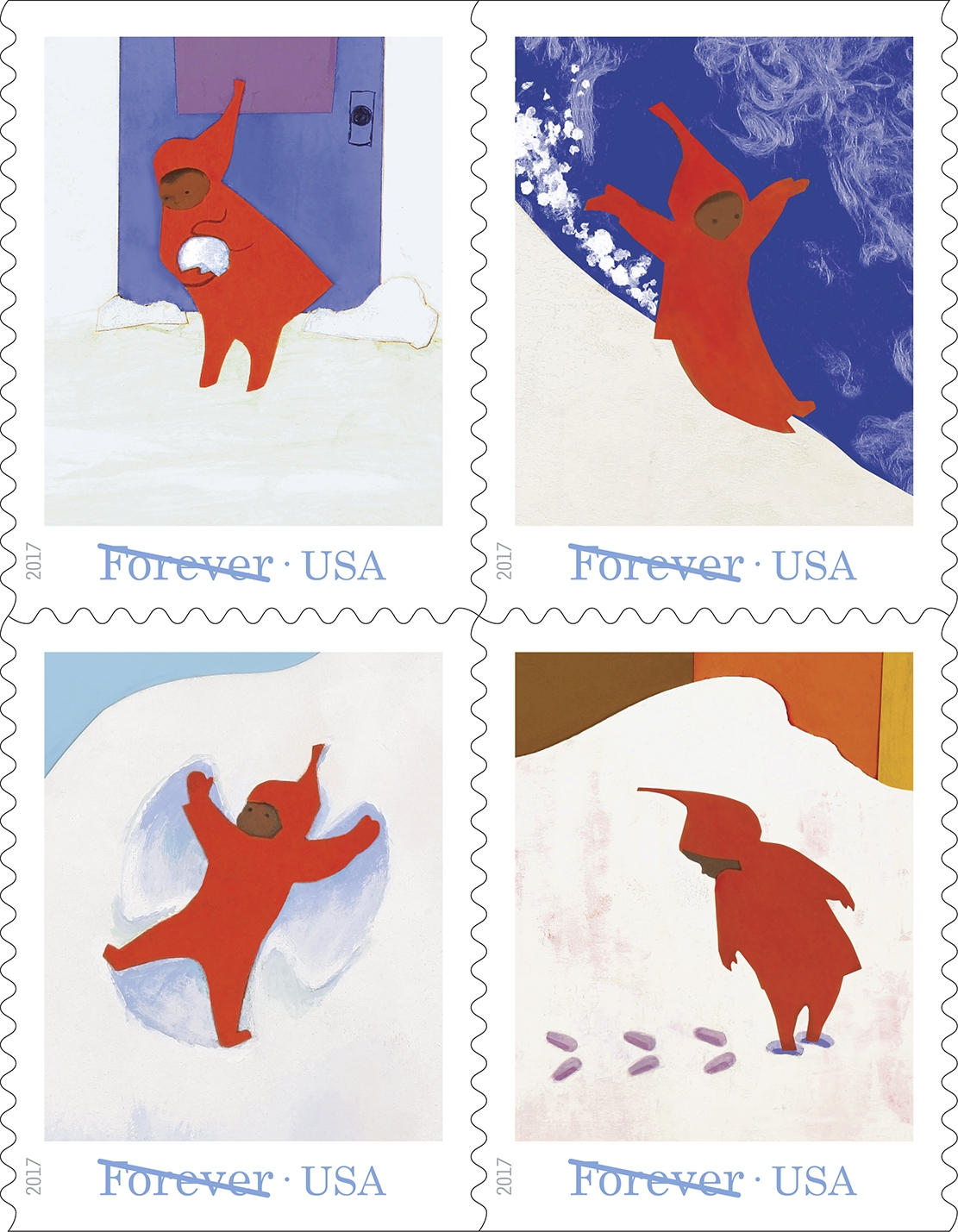 Usps New Stamp Issues 2017 On Stampnewsnowcom - United-states-forever-stamps