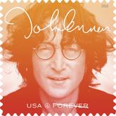 John Lennon Stamp, USPS 2018