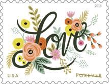 Love Stamp 2018
