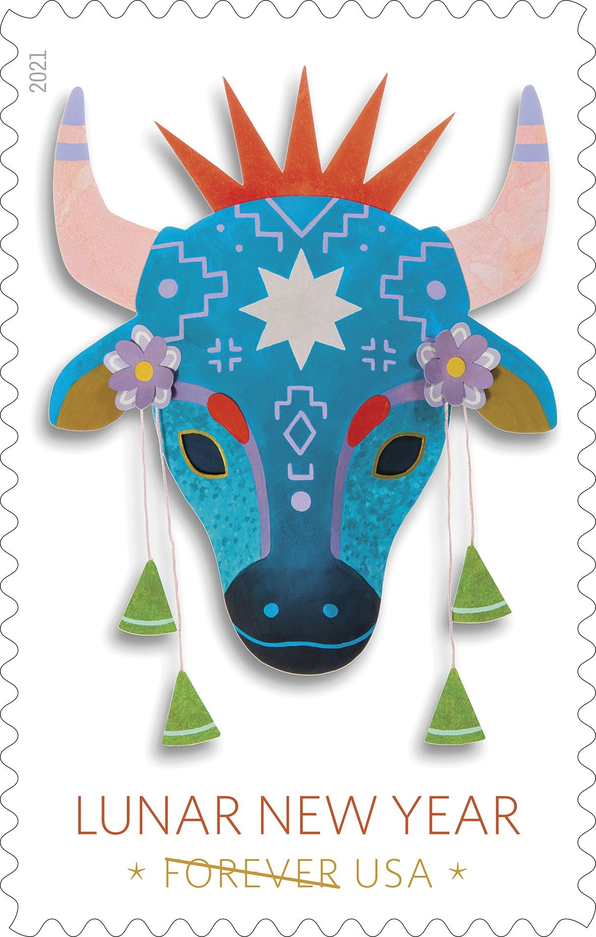 Us Mail 2021 Christmas Stamp Styles Forever Stamps 7sgff Hq9ifv7m